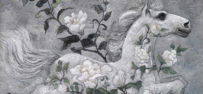 许英辉绘画艺术展在树美术馆启幕
