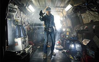 沉浸在电影创造的虚拟世界