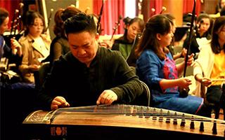 民族交响音乐会《国乐耀中华》首演