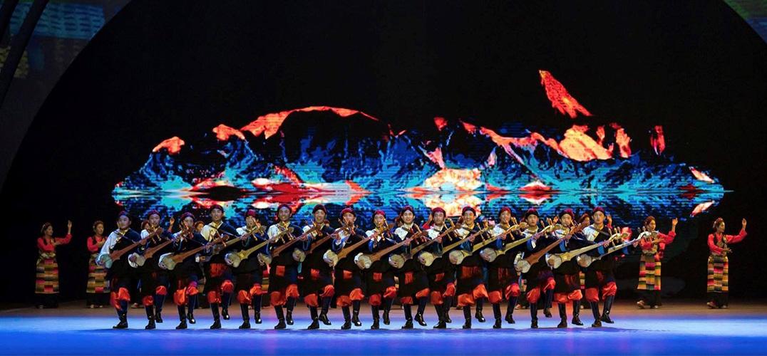 《舞蹈盛典》:中国舞蹈发展新态势