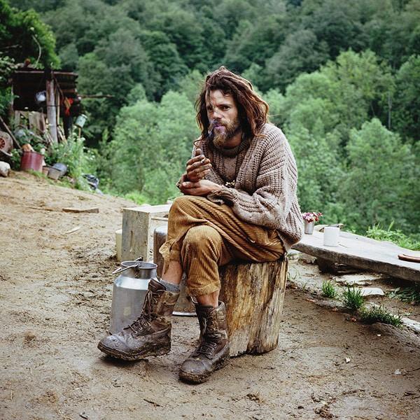 Antoine Bruy:灌木地带