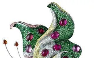 第六届台湾珠宝首饰展览会 彩钻价投资热