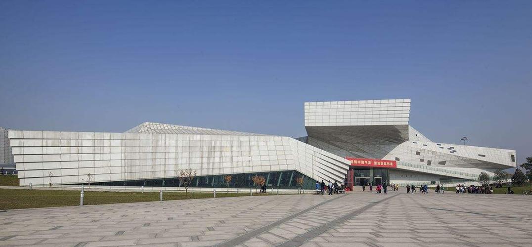 太原美术馆展出流失海外壁画