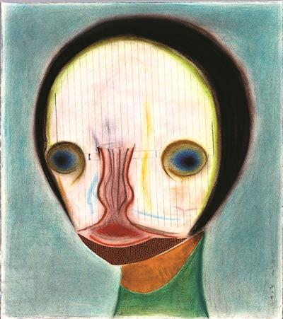 《无题》绘画 (2016年)