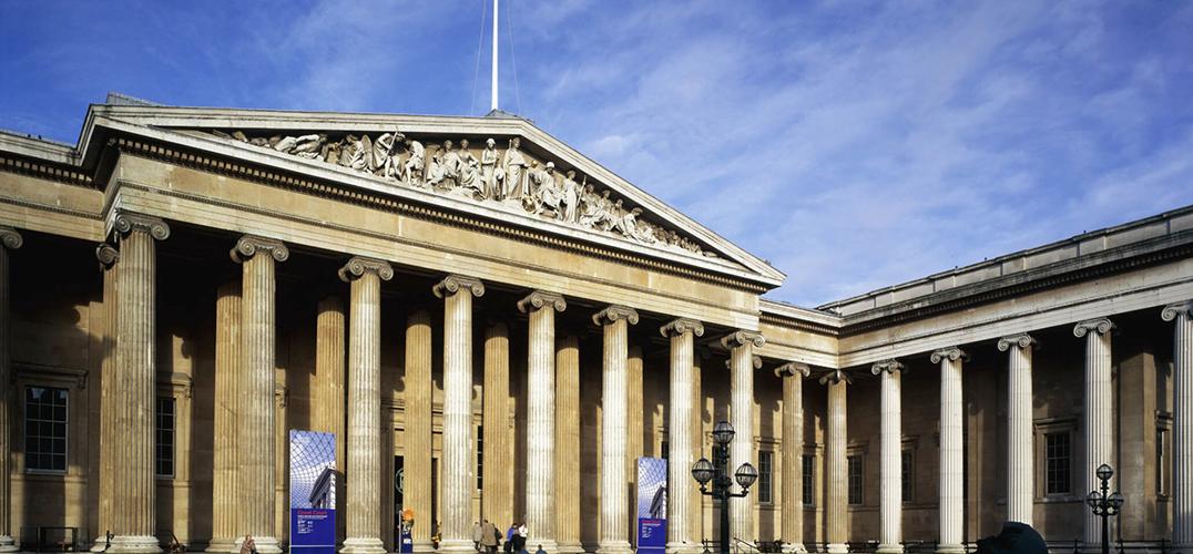 大英博物馆向伊拉克大使馆移交被掠夺文物
