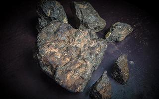 5.5公斤月球陨石将在美国波士顿拍卖