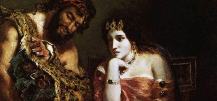 德拉克洛瓦 徘徊在古典和浪漫之间