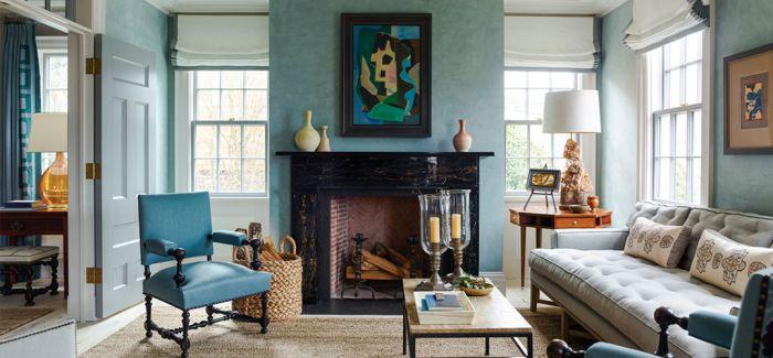 新古典主义打造精致家居