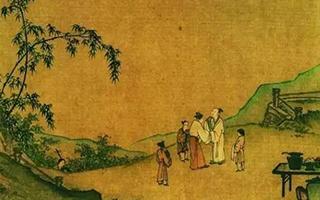 中国画里的秋
