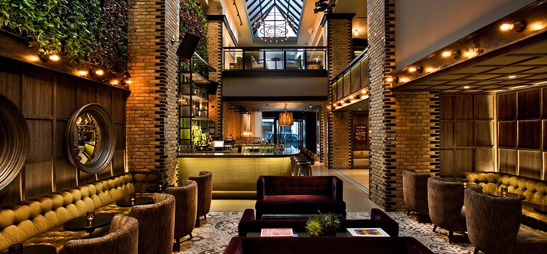 设计酒店 旅行的目的地
