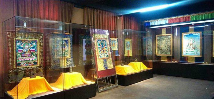 西藏写实派唐卡首次举行大型展览