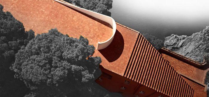 马拉帕特别墅:忧郁的悬崖住宅