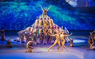 民族舞剧《花界人间》演绎浪漫美丽的民族文化情怀