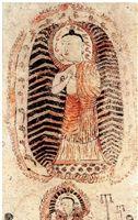新德里国立博物馆中的敦煌艺术品