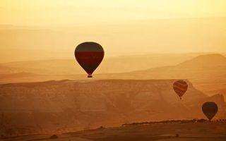 土耳其的浪漫不止热气球