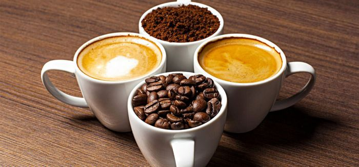 """凉茶""""凉了"""" 用咖啡和椰奶暖暖"""