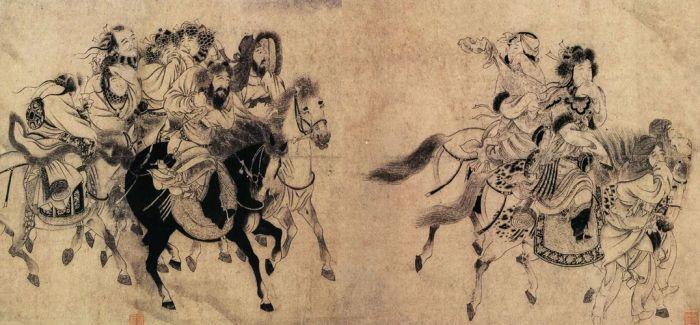 大阪市立美术馆举行中国书画名品展