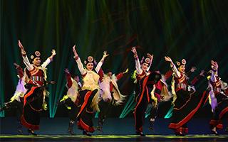 """北舞举办""""'一带一路'民族传统舞蹈展演"""""""