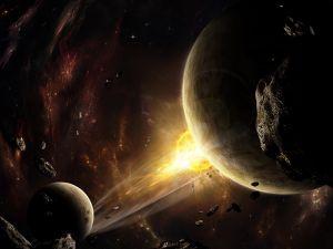 看展丨漫步星际 看艺术家赵旭的宇宙观