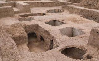 千阳发现西汉组合式陶窑