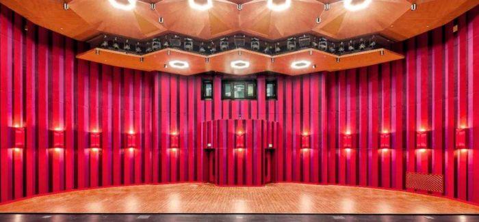 上海长江剧场变身小剧场再开业