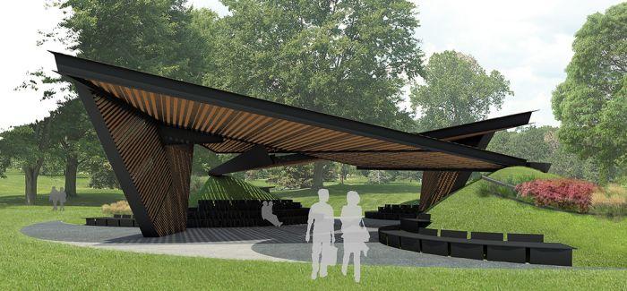 """从""""折纸""""中获得灵感 设计特立独行的建筑"""