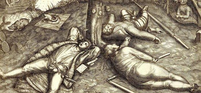 彼得·勃鲁盖尔画中的人性