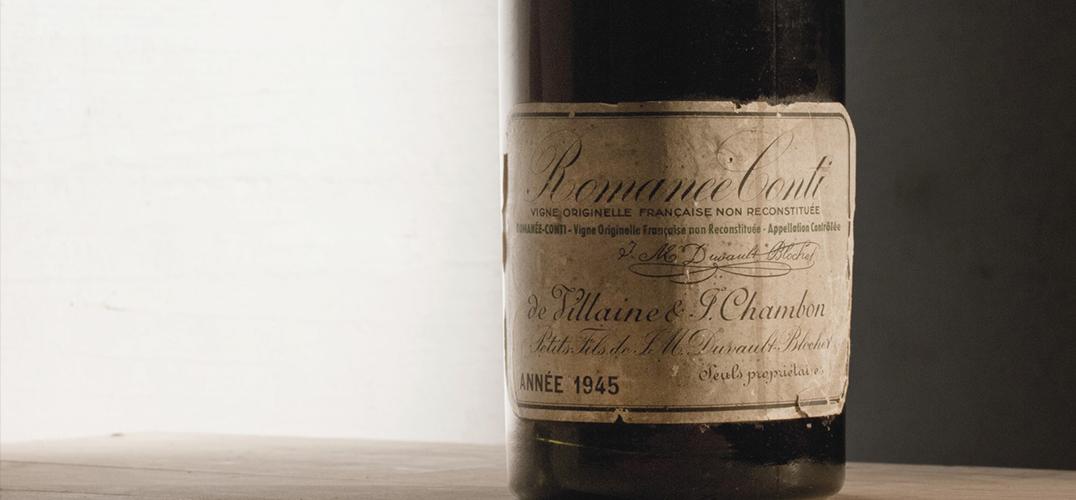 罗曼尼·康帝刷新苏富比红酒拍卖纪录