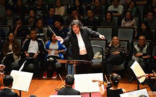 第六届中国交响音乐季展即将开幕