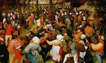 彼得·勃鲁盖尔画中的农民 乡村及人性