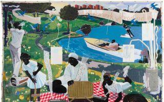 非裔艺术 何时能走入主流