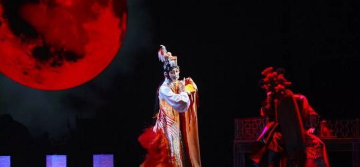 新国剧《霸王别姬》揭幕北京国际音乐节