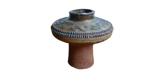 千年前的打击乐器——青瓷缶