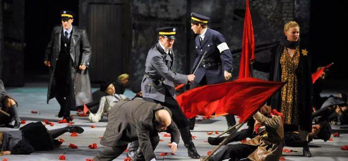 以色列戏剧《犹太城》 困境下用希望点亮生命