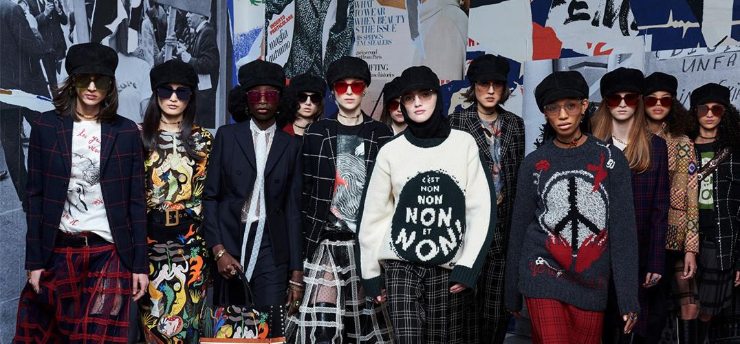 报童帽 百年纽约时尚浪潮的轮回