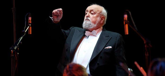 克里斯托弗·潘德列茨基音乐会将在中国多地巡演