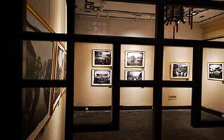 中国古镇影像全球巡展于北京恭王府开展