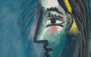 佳士得纽约印象派 呈现四件毕加索肖像杰作