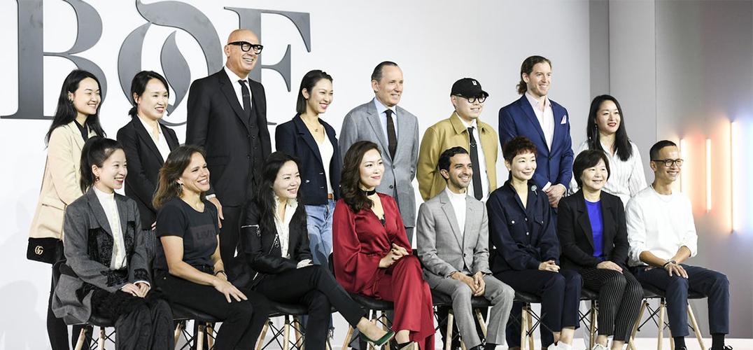 时装界领袖探讨开拓中国发展新前沿