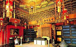 做旧仿旧 修缮一个有年代感的故宫养心殿