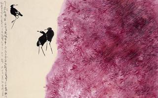 第二届中国画双年展在石家庄美术馆开幕