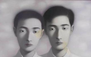佳士得香港2018秋拍 中国现当代肖像画作