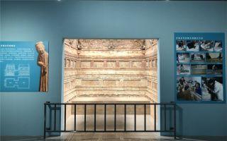 考古与博物馆展览的超级连接