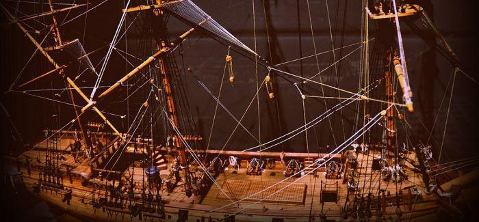 大洋深处的访客 探索海盗的宝藏