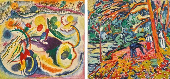 苏富比印象派及现代艺术总估价逾9千万美元