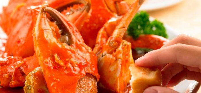 让螃蟹横行到碗里