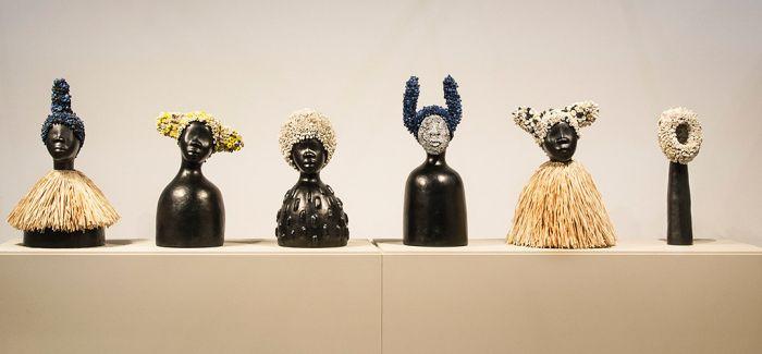 以陶瓷艺术探索黑人女性社会史