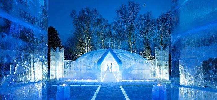 """做一枚有温度的""""冰雪酒店"""""""