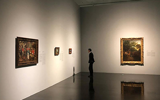 东京富士美术馆馆藏作品展在清华大学艺术博物馆开幕