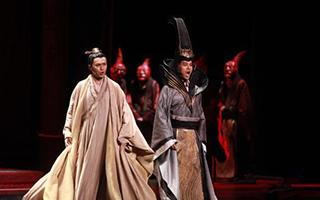 音乐剧《诗经·采薇》用创新方式打开传统文化